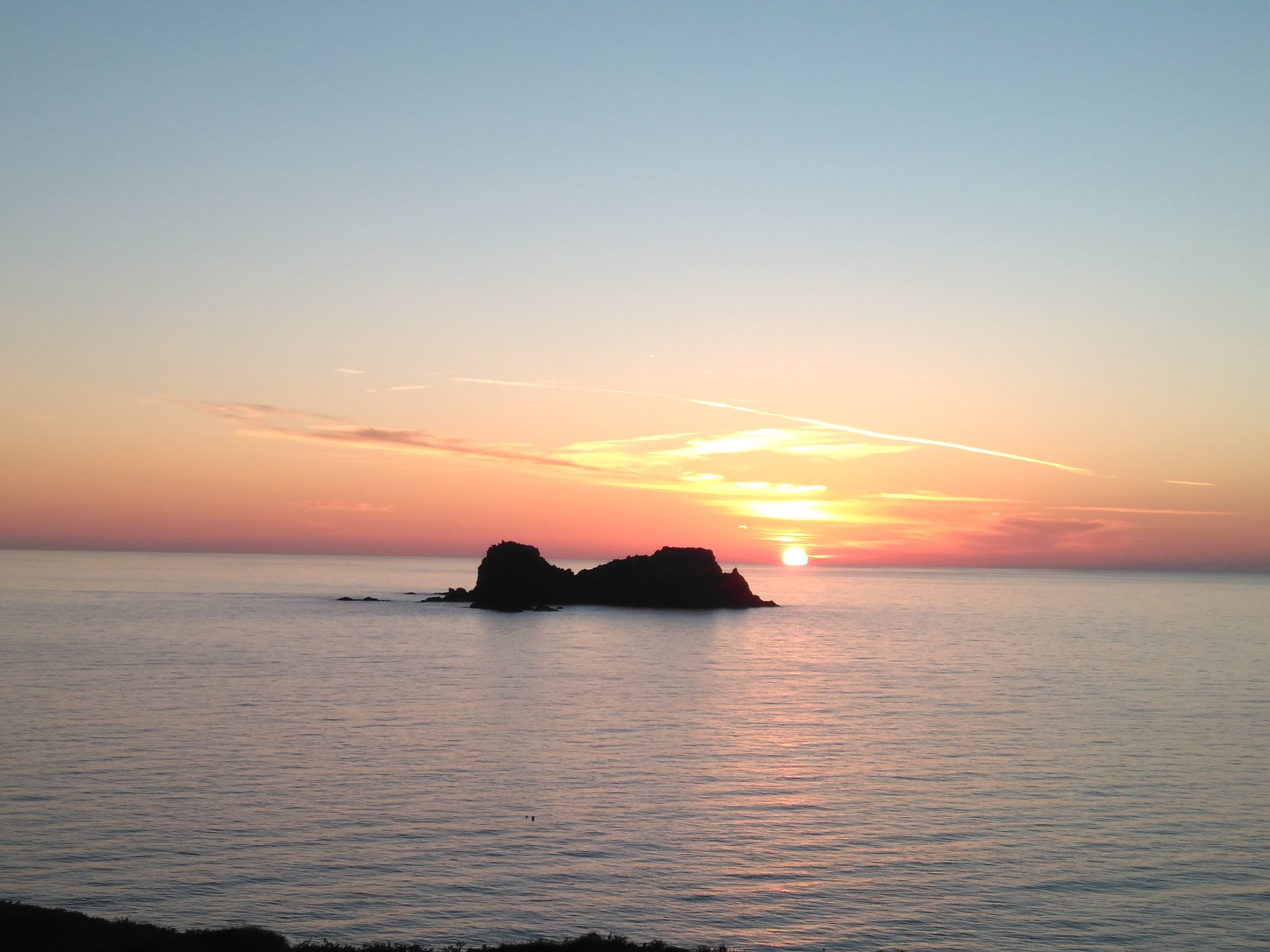 La Reserva Natural de les Illes Columbretes es un espacio protegido marítimo terrestre situado a 30 millas de la costa de Castellón. Imagen: GV