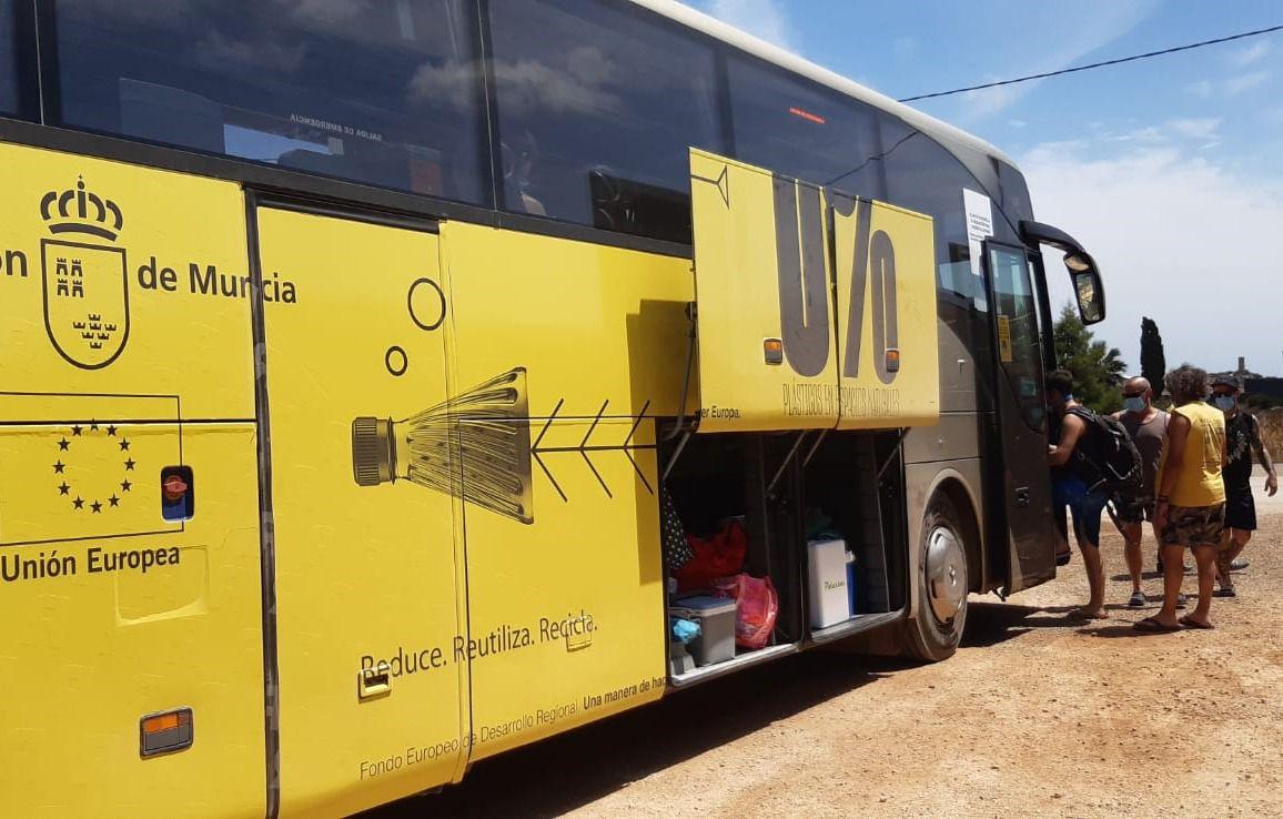Servicio Calblanque 4.0. Imagen: CARM