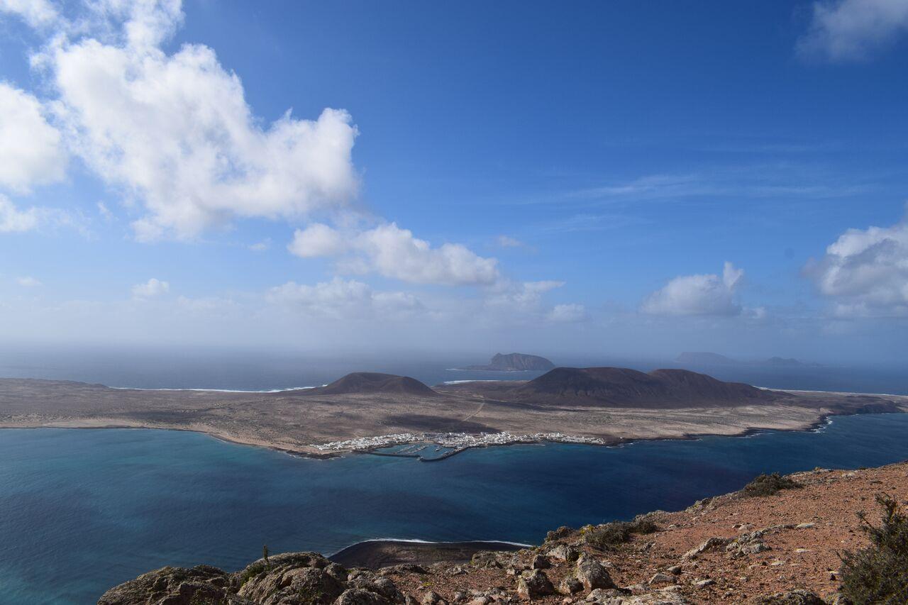 Vista del PN del Archipiélago Chinijo, la reserva marina más grande de la Unión Europea. Imagen: WWF España