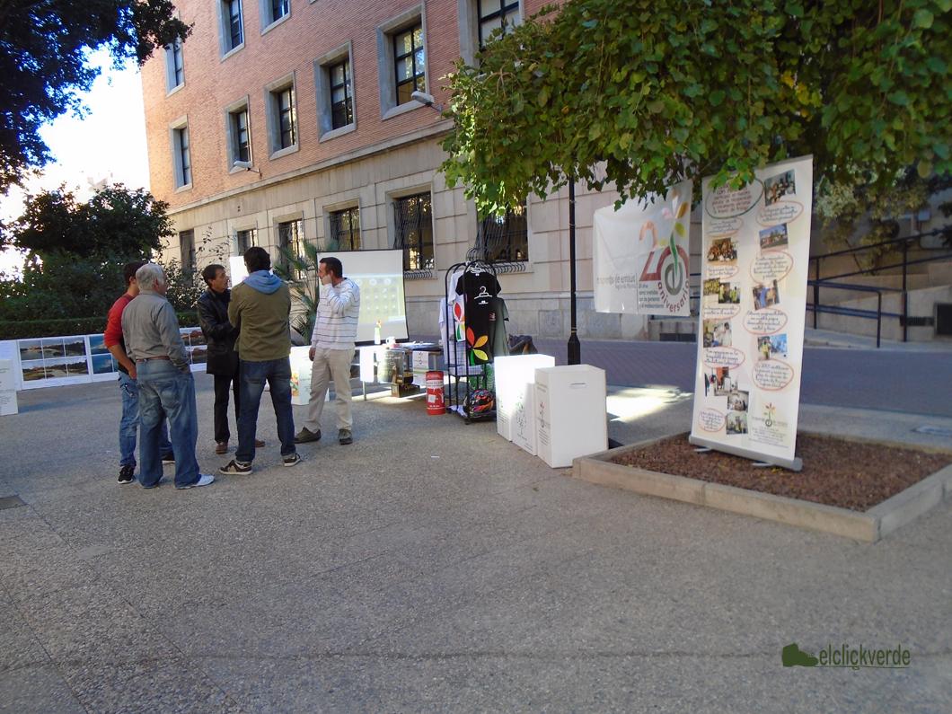 La asociación Traperos de Emaus ha incidido sobre el reciclaje
