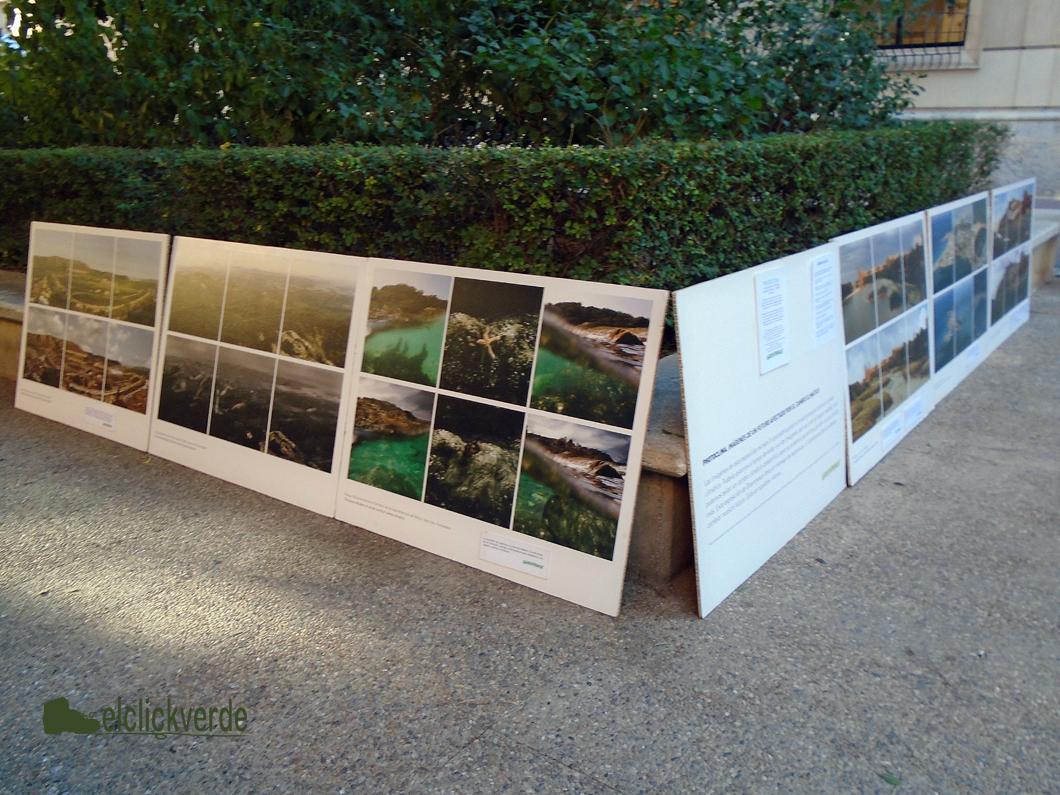 Exposición Photoclima, de Greenpeace.