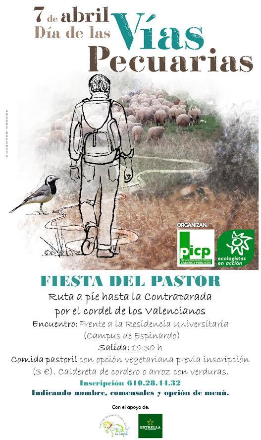 Fiesta del Pastor por el Día de las Vías Pecuarias, con PICP Y EEA