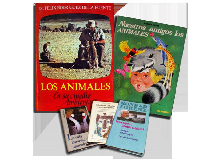 Libros de cuando éramos niños...