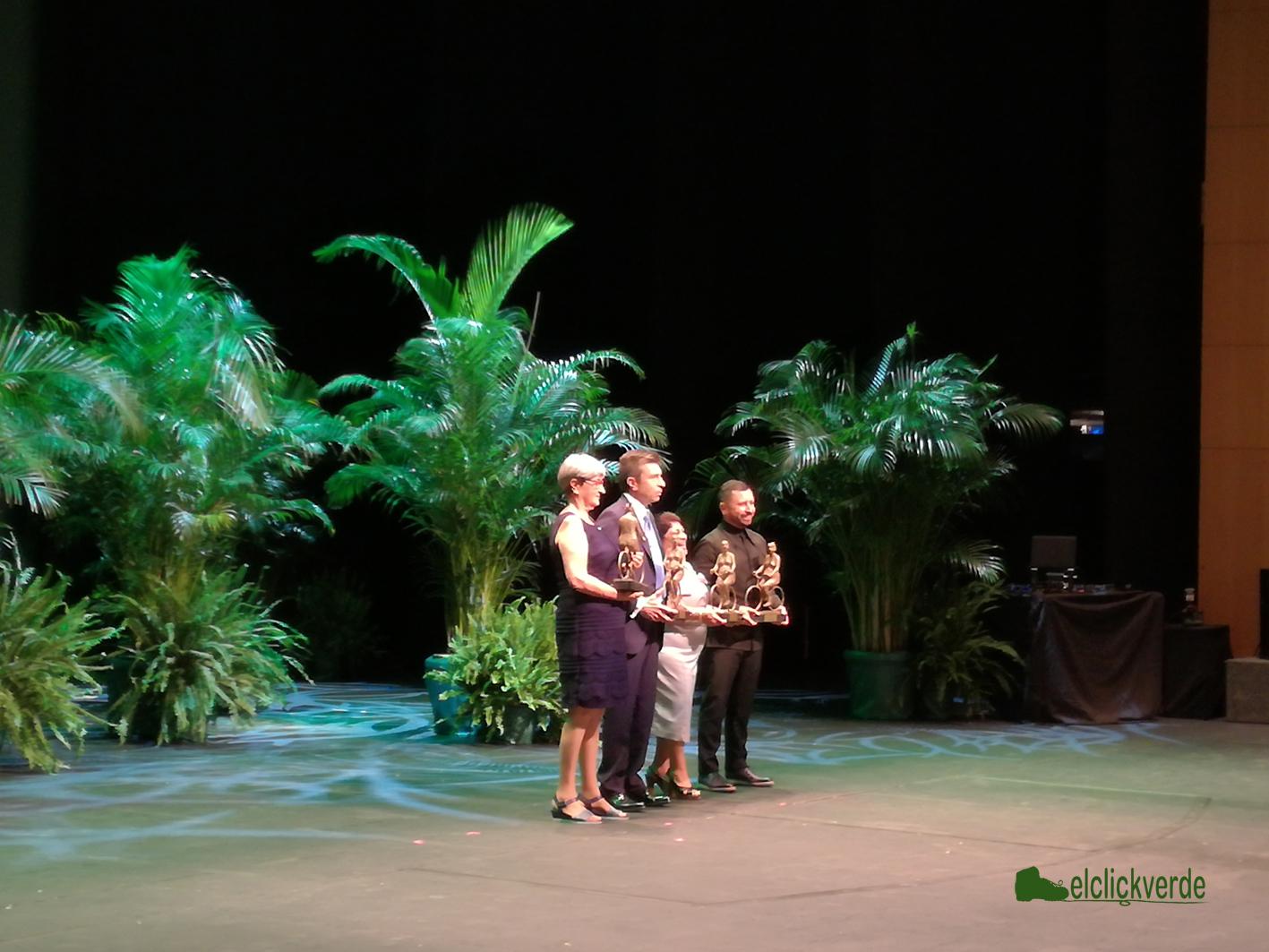 Los cuatro premiados por La Verdad: Pacto por el Mar Menor, el investigador Pablo Artal, la cantaora Encarnación Fernández y la iniciativa de fomento de la lectura Mandarache