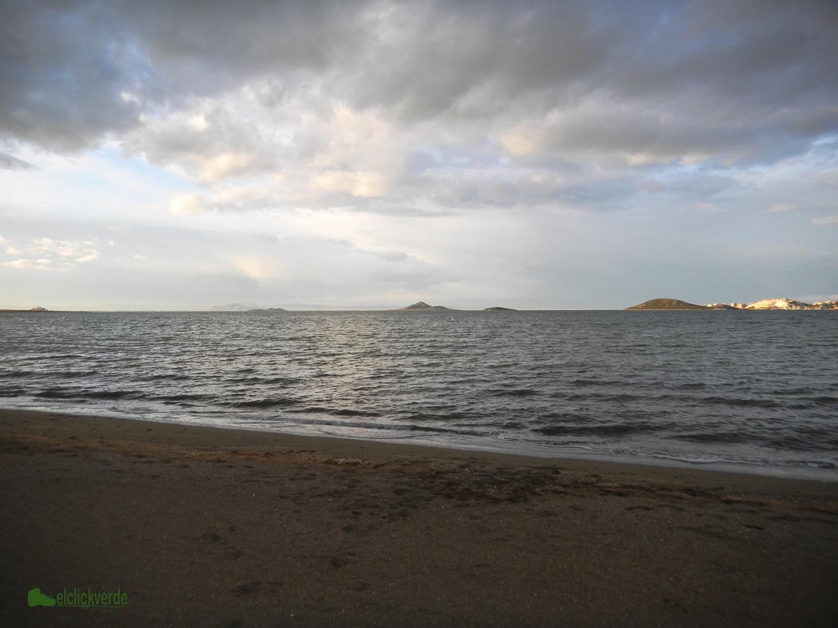 Imagen de archivo del Mar Menor