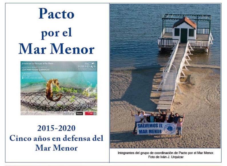 Imagen: Pacto por el Mar Menor