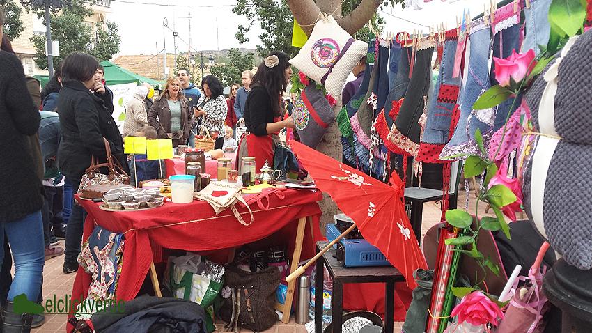 Colorido y participación en el I Encuentro Eco Cultura Sureste.
