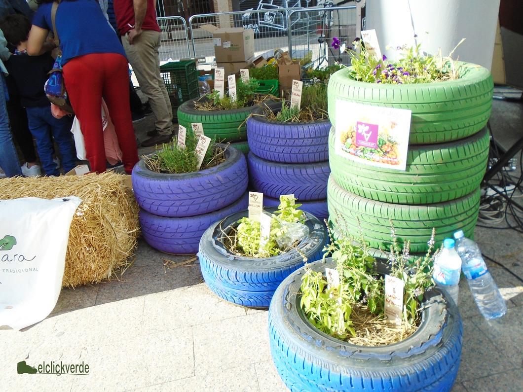 Una solución para los neumáticos, ahora que hay millones de ellos ardiendo sin control en Seseña...