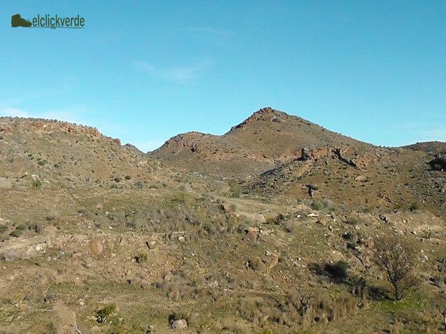 Volcán de Barqueros, con rocas ultrapotásicas